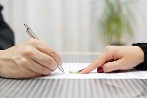 legal separation agreement in illinois